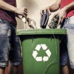 electronic recycling, ewaste, recycling technology, old electronics, electronic waste