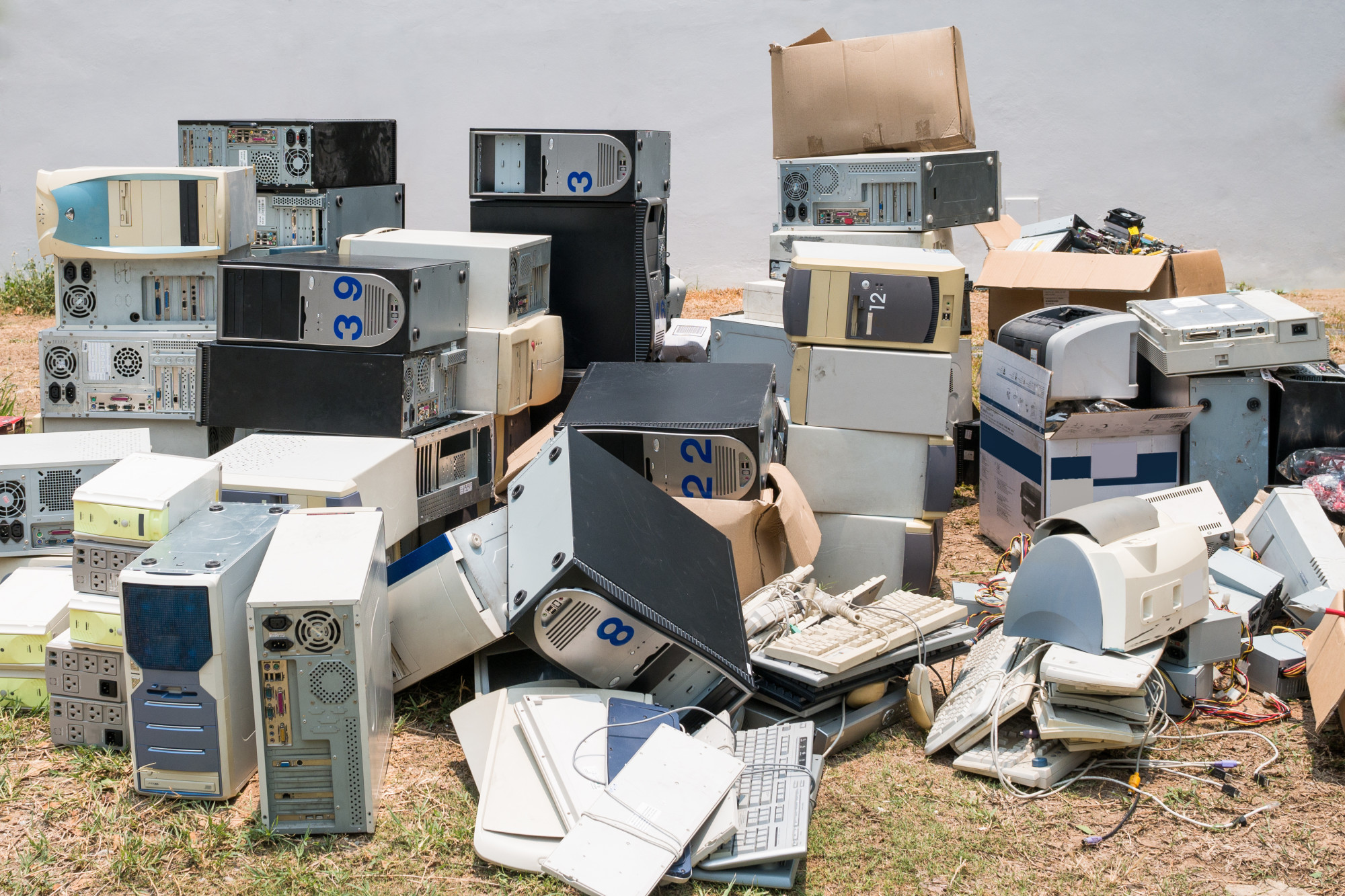 What Is E-Waste, and How Do I Recycle It?